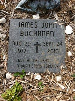 James John Buchanan