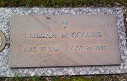 Lillian M. <i>Wheeler</i> Collins
