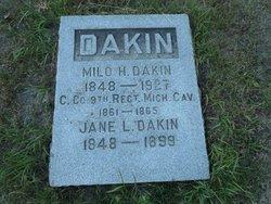 Milo Harrison Dakin