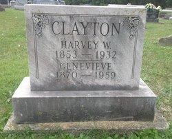 Genevieve Viva <i>Grable</i> Clayton
