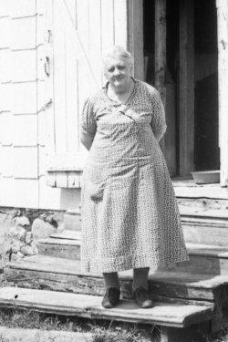 Fannie Elizabeth Harrington