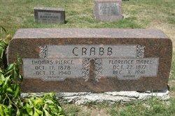 Florence Mabel <i>Philson</i> Crabb