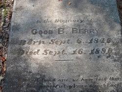Good B. Berry