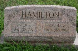 Irvin Cogswell Hamilton