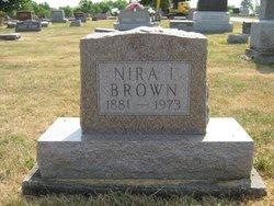 Nira I <i>Bettis</i> Brown