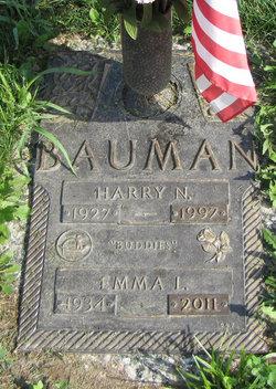 Emma L. <i>Cooper</i> Bauman