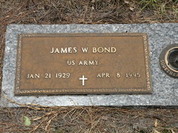 James W Willie Bond
