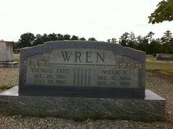 Thomas Fred Wren