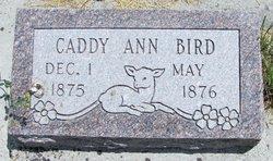 Caddy Ann Bird