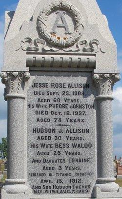 Jesse Rose Allison