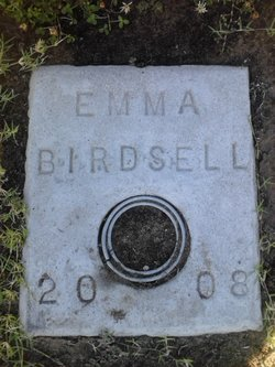 Emma Louise <i>Hutt</i> Birdsell