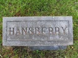 Nelson F. Hansberry