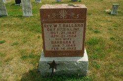 Barbara Ellen <i>Chambers</i> Ballard