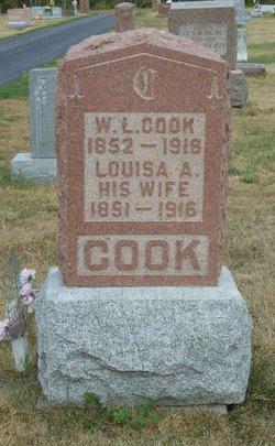 Louisa Ann <i>Green</i> Cook