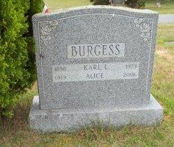 Alice <i>Balchunas</i> Burgess