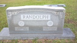 Belle <i>Aldridge</i> Randolph