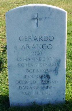 Gerardo Jerry Arango