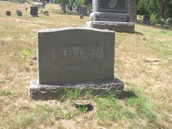 Mary Louise May <i>Patterson</i> Boyden