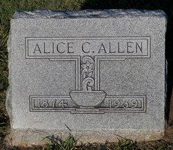 Alice Cornelia <i>Nix</i> Allen