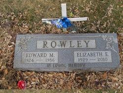 Elizabeth Ellen <i>St. Clair</i> Rowley