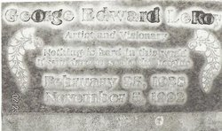 George Edward LeRoy