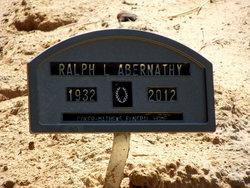 Ralph Lane Abernathy