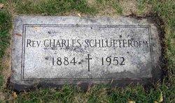 Rev Charles Schlueter OFM