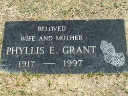 Phyllis Esther <i>Boarts</i> Grant