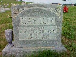 Rachel Jane <i>Johnson</i> Caylor