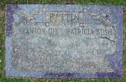 Patricia <i>Bush</i> Battin