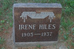 Vivian Irene <i>Hart</i> Hiles