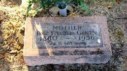 Rose <i>Freeman</i> Gillette