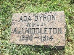 Ada Byron Middleton