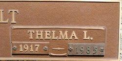 Thelma L. Ault