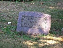 Phyllis J Baker
