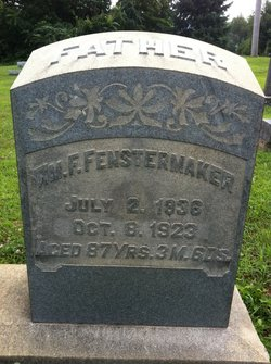 William Frank Fenstermaker