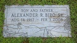 Alexander R. Biro, Sr