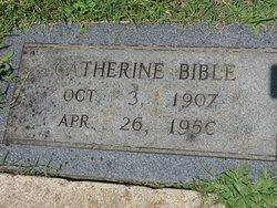 Catherine Bible