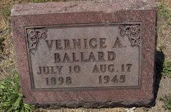 Vernice A Ballard