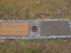 Barbara K. Bang