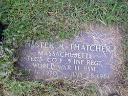 Chester R Thatcher