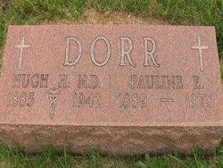 Dr Hugh H Dorr