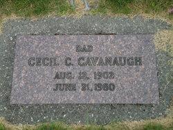 Cecil C Cavanaugh