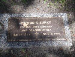 Winnie R. Burke