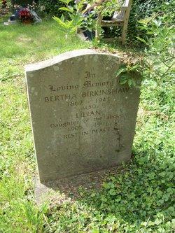 Bertha Birkinshaw