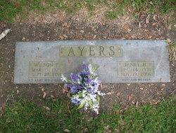 Wilson Edward Ayers