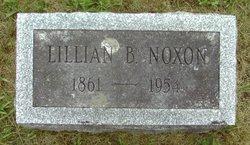 Lillian B. Noxon