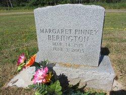 Margaret <i>Pinney</i> Berington