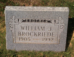 William J. Brockriede