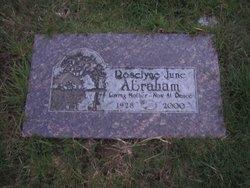 Roselyne June Abraham